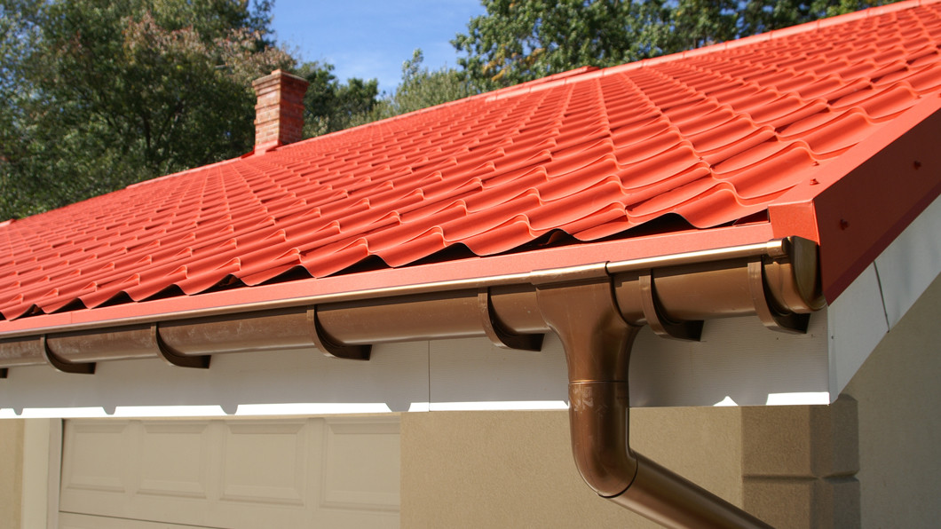 Choose from our wide range of gutters